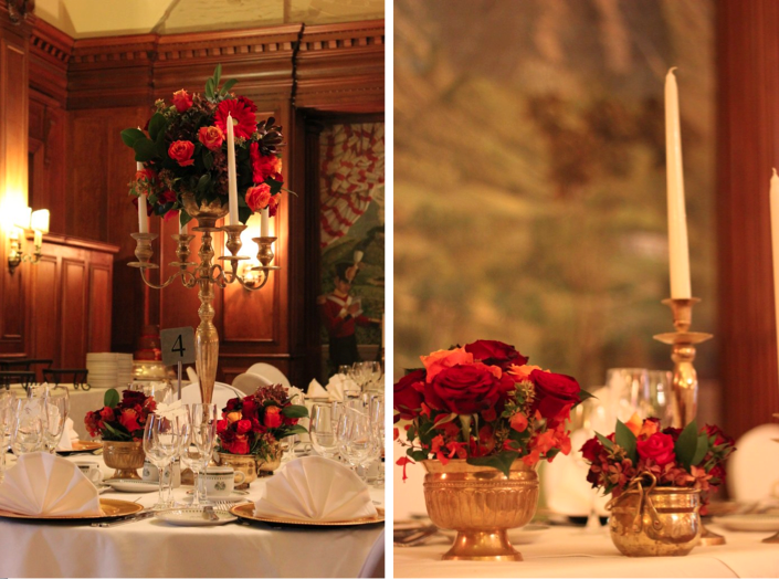 Cape Town Wedding Planner Reflection Romantic Autumn Wedding At The Mount Nelson Hotel