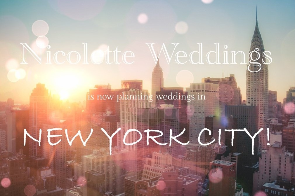 New York Wedding Planner News Our New Office in New York City