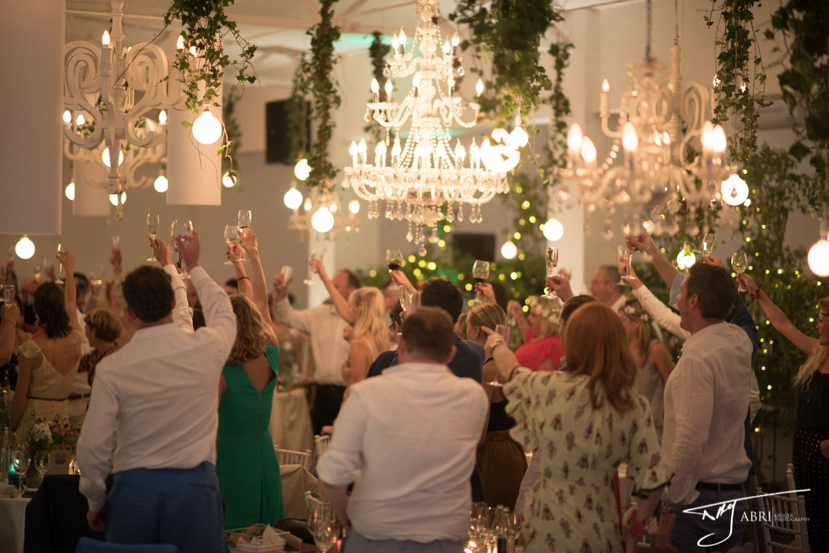 Cape Town Wedding Planner Real Wedding Enchanged Forest At Molenvliet