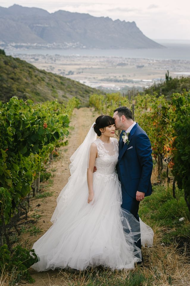 Cape Town Wedding Planner East Meets West At Waterfkloof Wedding