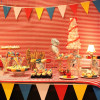 Keda & Wesley's Retro-Carnival Engagement Party in Cape Town