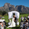 Cape Town Wedding Planner Reflection: Dorethy and Michael's Peachy Perfect Day at Boschendal