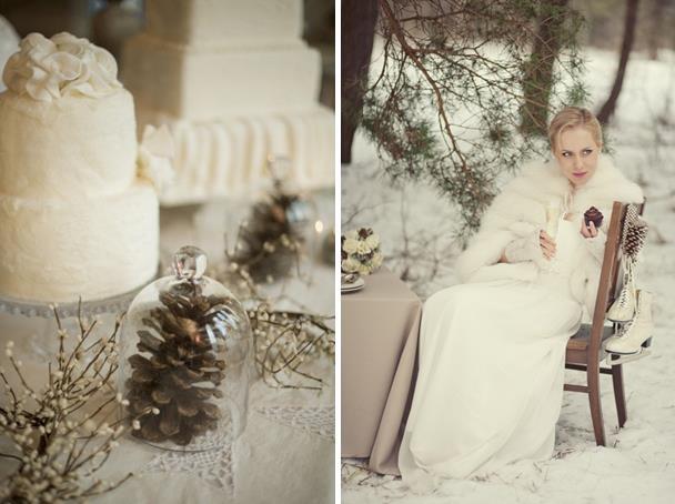 Wedding Planner Nicolette Weddings Winter Wonderland (1)