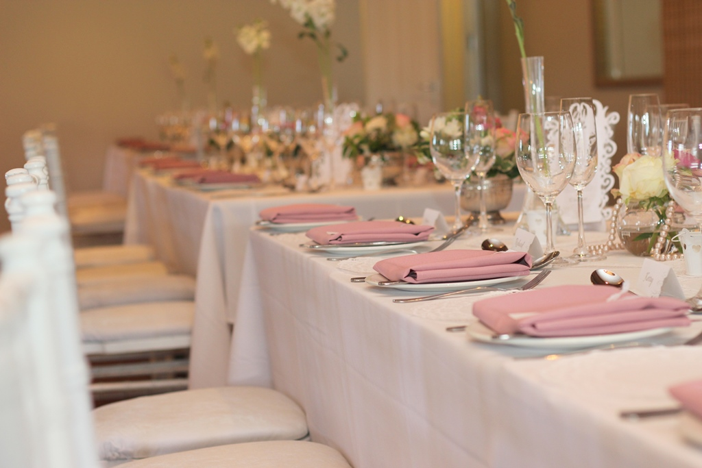 Wedding Decor With White Tiffany Chairs Expert Event