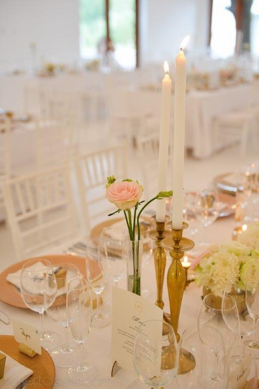 cape town wedding planner reflection  kim  u0026 nic at kleinevalleij
