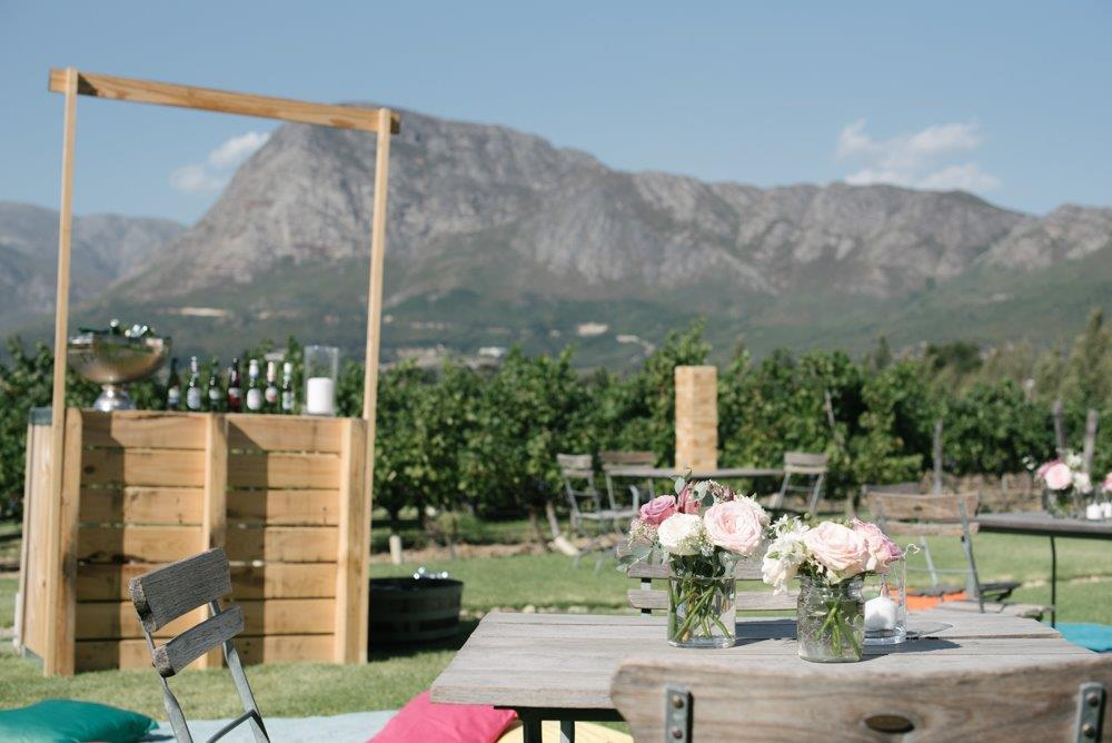 With Help From Puccini Creations On Flowers And Décor Our Team Of Cape Town Wedding Planners Set