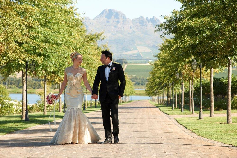 Cape Town Wedding Planner Real Wedding: Pretty In Pink At